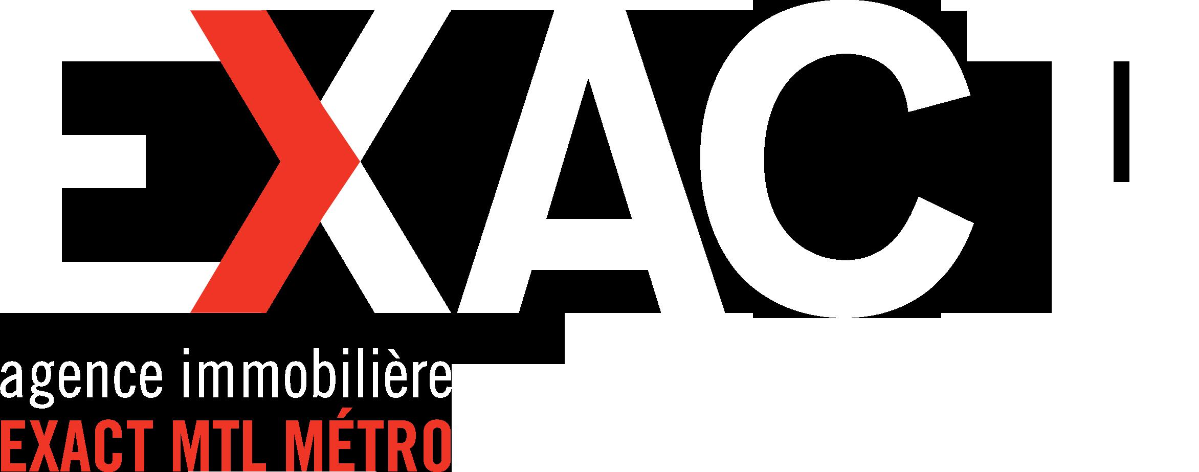 Agence immobilière - EXACT MTL MÉTRO